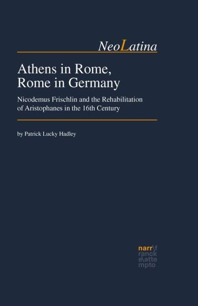Athens in Rome, Rome in Germany - Coverbild