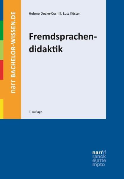 Fremdsprachendidaktik - Coverbild