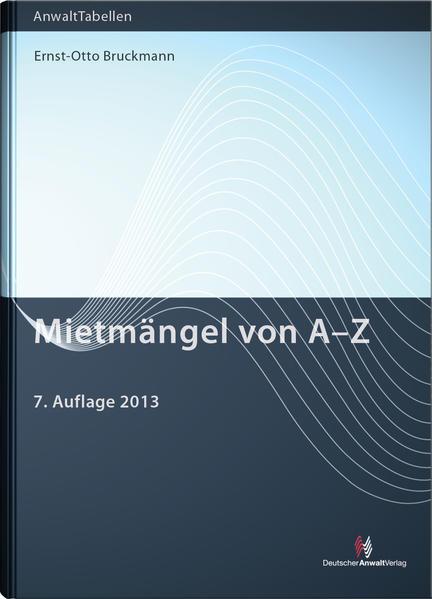 Mietmängel von A-Z - Coverbild