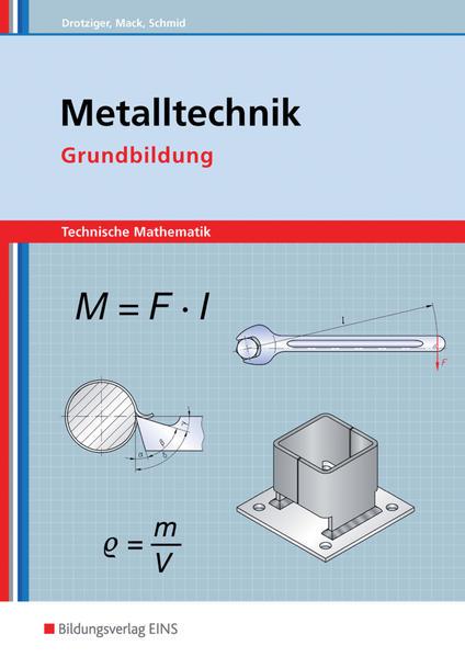 Metalltechnik / Metalltechnik  - Technische Mathematik - Coverbild
