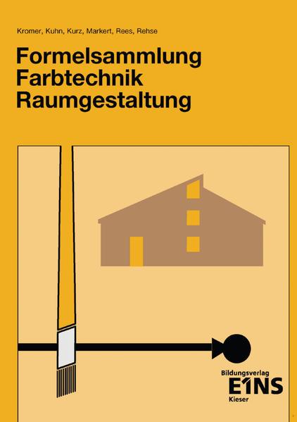 Formelsammlung Farbtechnik Raumgestaltung - Coverbild