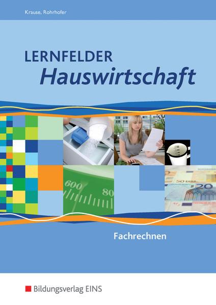 Lernfelder Hauswirtschaft - Coverbild
