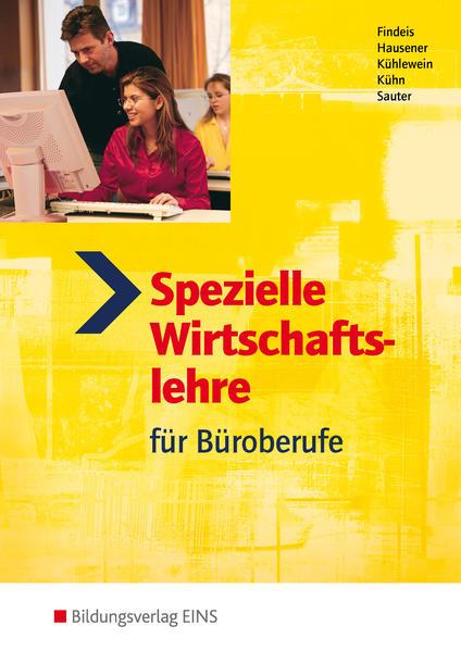 Spezielle Wirtschaftslehre / Spezielle Wirtschaftslehre für Büroberufe - Coverbild