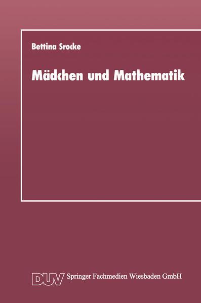 Mädchen und Mathematik - Coverbild