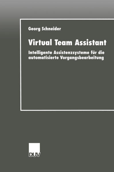 Virtual Team Assistant - Coverbild