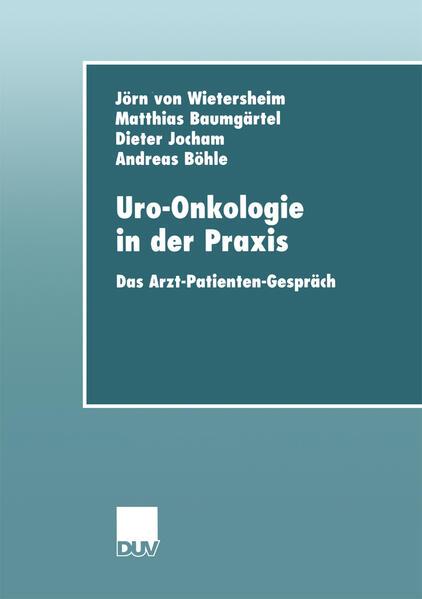 Uro-Onkologie in der Praxis - Coverbild