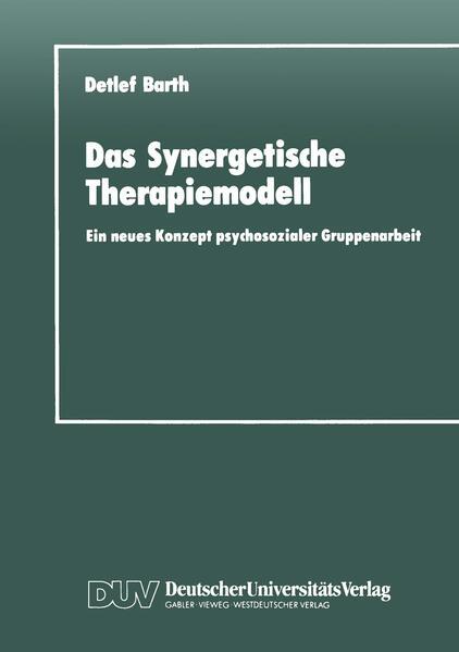 Das Synergetische Therapiemodell - Coverbild