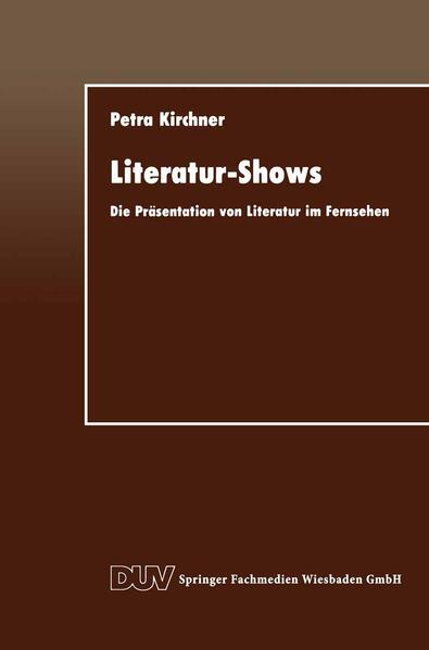 Literatur-Shows - Coverbild