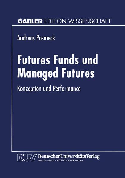 Futures Funds und Managed Futures - Coverbild