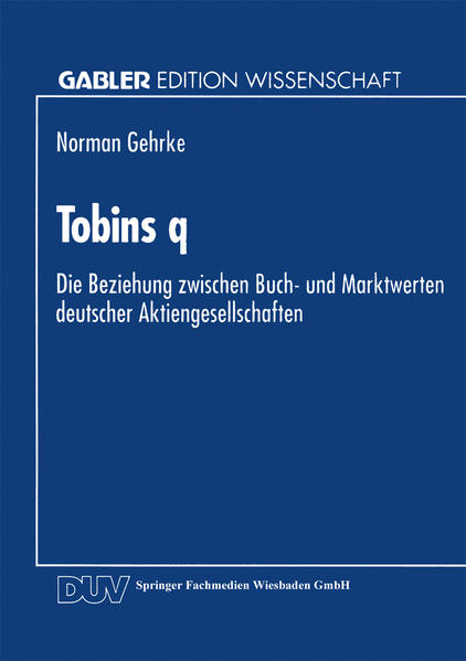 Tobins q - Coverbild
