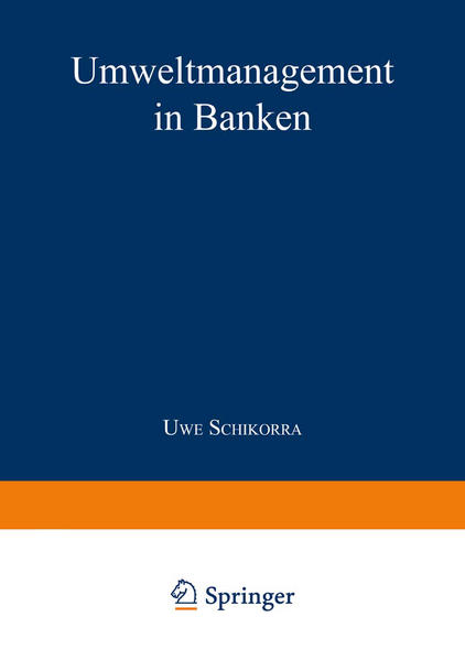 Umweltmanagement in Banken - Coverbild