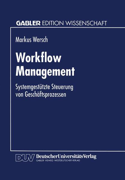 Workflow Management - Coverbild