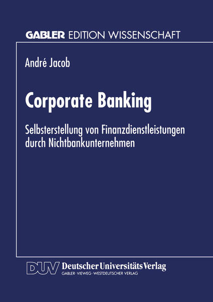 Corporate Banking - Coverbild