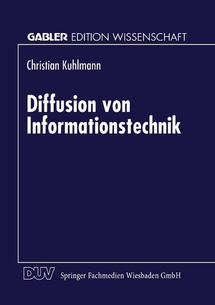 Diffusion von Informationstechnik - Coverbild