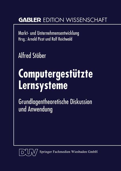 Computergestützte Lernsysteme - Coverbild