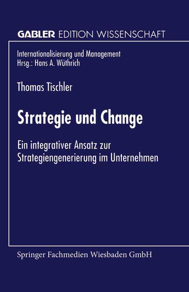 Strategie und Change - Coverbild