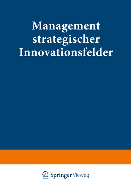Management strategischer Innovationsfelder - Coverbild