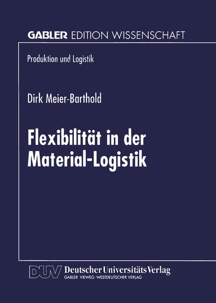 Flexibilität in der Material-Logistik - Coverbild