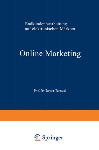 Online Marketing - Coverbild