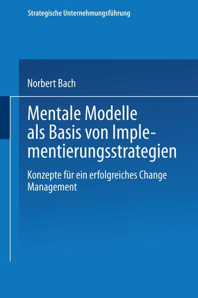 Mentale Modelle als Basis von Implementierungsstrategien - Coverbild