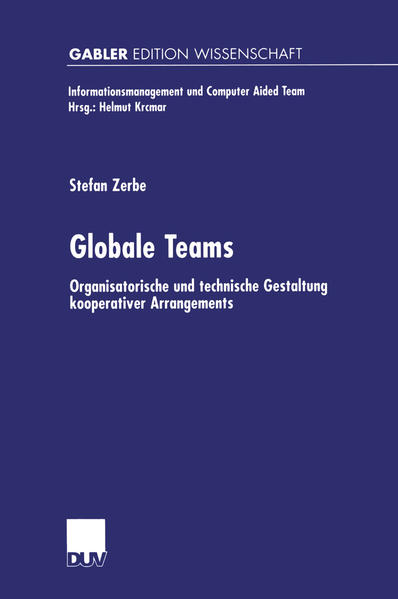 Globale Teams - Coverbild