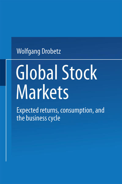 Global Stock Markets - Coverbild