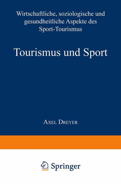 Tourismus und Sport - Coverbild