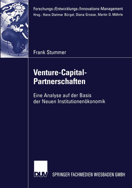 Venture-Capital-Partnerschaften - Coverbild