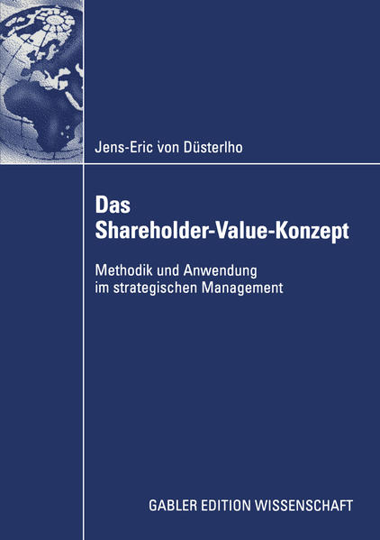 Das Shareholder-Value-Konzept - Coverbild