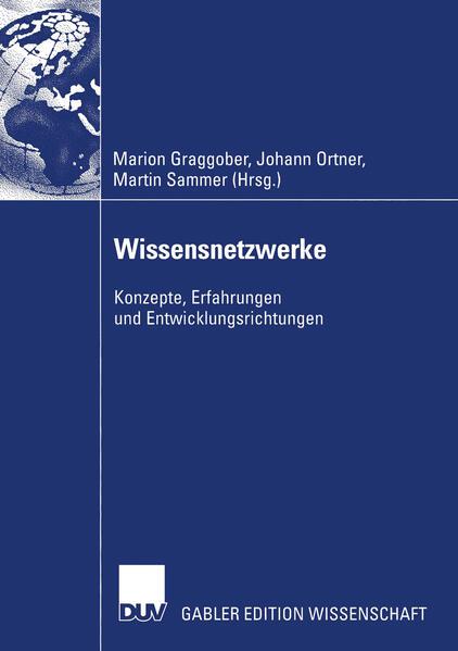 Wissensnetzwerke - Coverbild