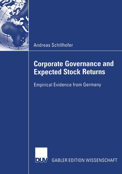 Corporate Governance and Expected Stock Returns - Coverbild