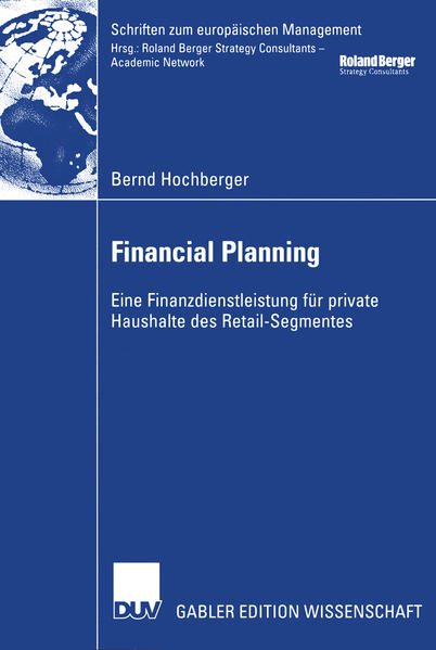 Financial Planning - Coverbild