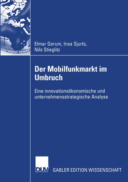 Der Mobilfunkmarkt im Umbruch - Coverbild