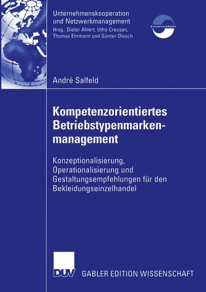 Kompetenzorientiertes Betriebstypenmarkenmanagement - Coverbild