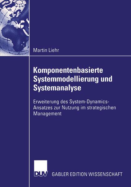 Komponentenbasierte Systemmodellierung und Systemanalyse - Coverbild