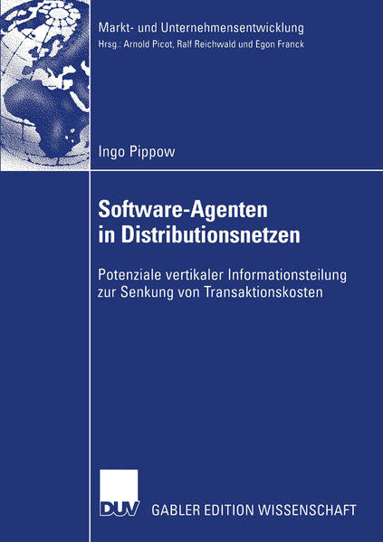 Software-Agenten in Distributionsnetzen - Coverbild