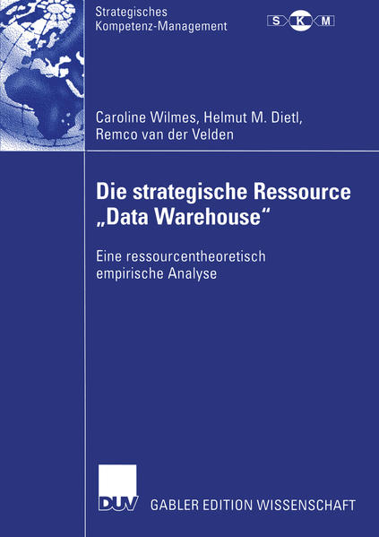 "Download PDF Kostenlos Die strategische Ressource ""Data Warehouse"""