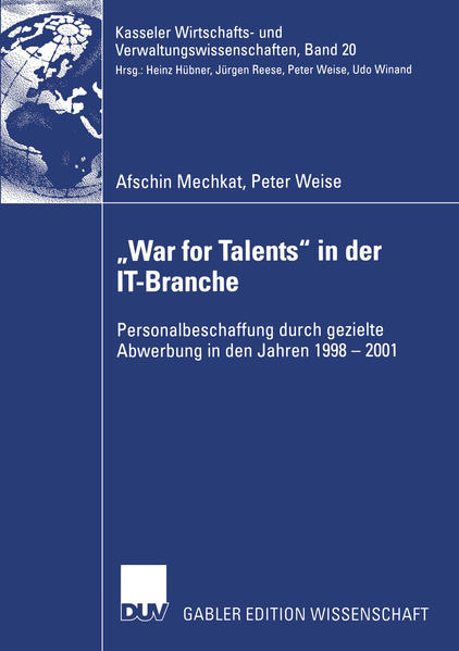 """War for Talents"" in der IT-Branche - Coverbild"