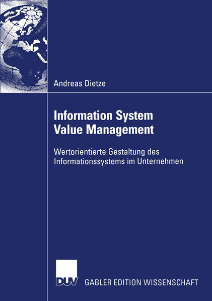 Information System Value Management - Coverbild