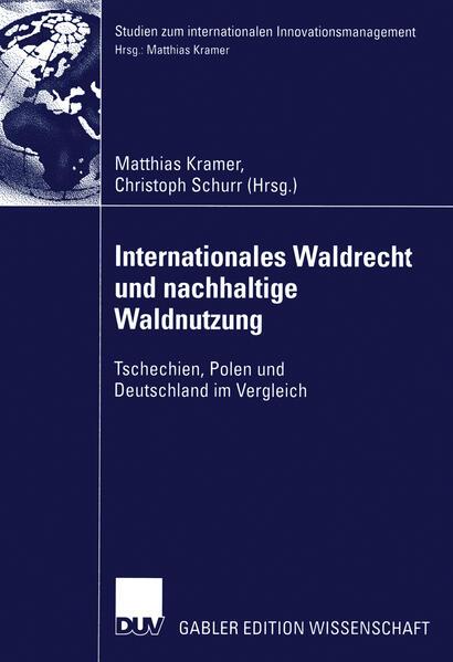 Internationales Waldrecht und nachhaltige Waldnutzung - Coverbild