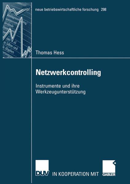 Netzwerkcontrolling - Coverbild
