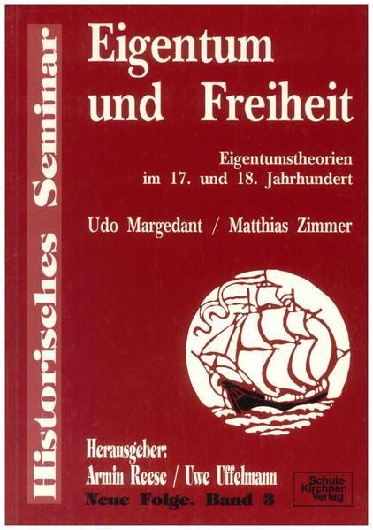 Eigentum und Freiheit - Coverbild