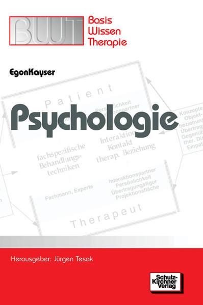 Psychologie - Coverbild