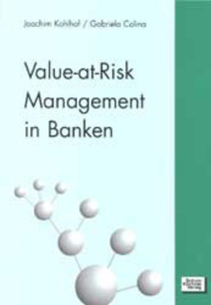 Value-at-Risk. Management in Banken - Coverbild