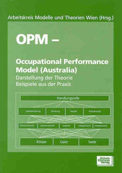 OPM - Occupational Performance Model (Australia) - Coverbild