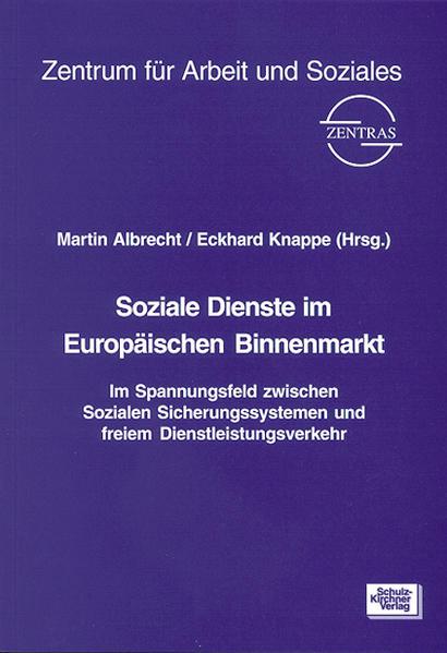 Soziale Dienste im Europäischen Binnenmarkt - Coverbild