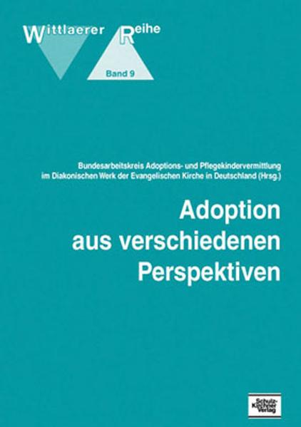 Adoption aus verschiedenen Perspektiven - Coverbild
