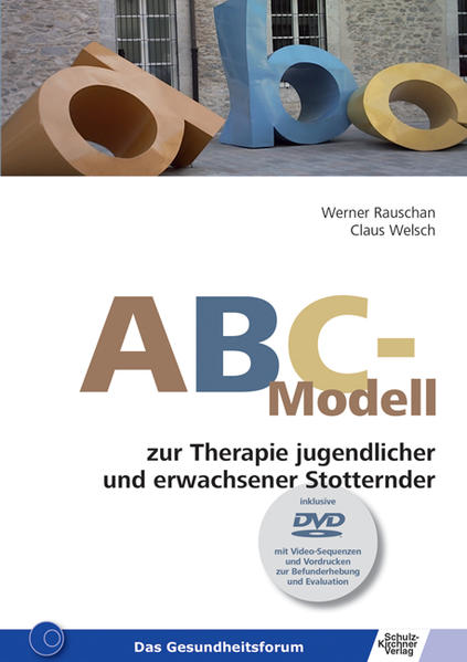 ABC-Modell zur Therapie jugendlicher und erwachsener Stotterer - Coverbild