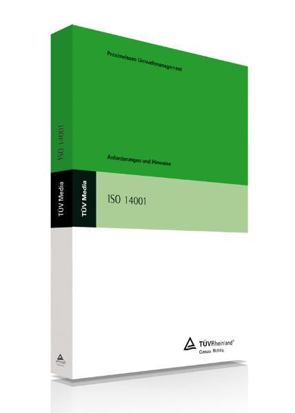 ISO 14001 (E-Book, PDF) - Coverbild