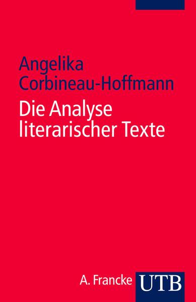 Die Analyse literarischer Texte PDF Herunterladen